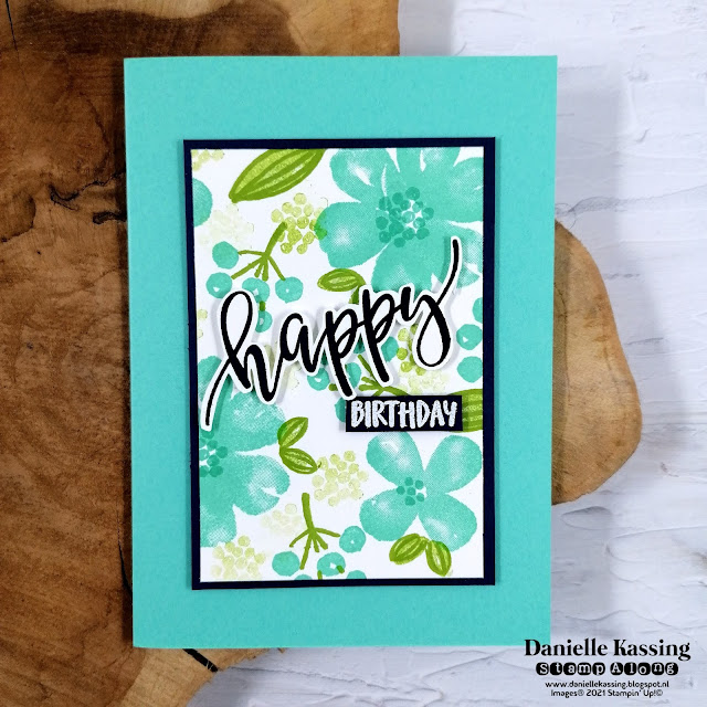 Stampin' Up! Pretty Perennials