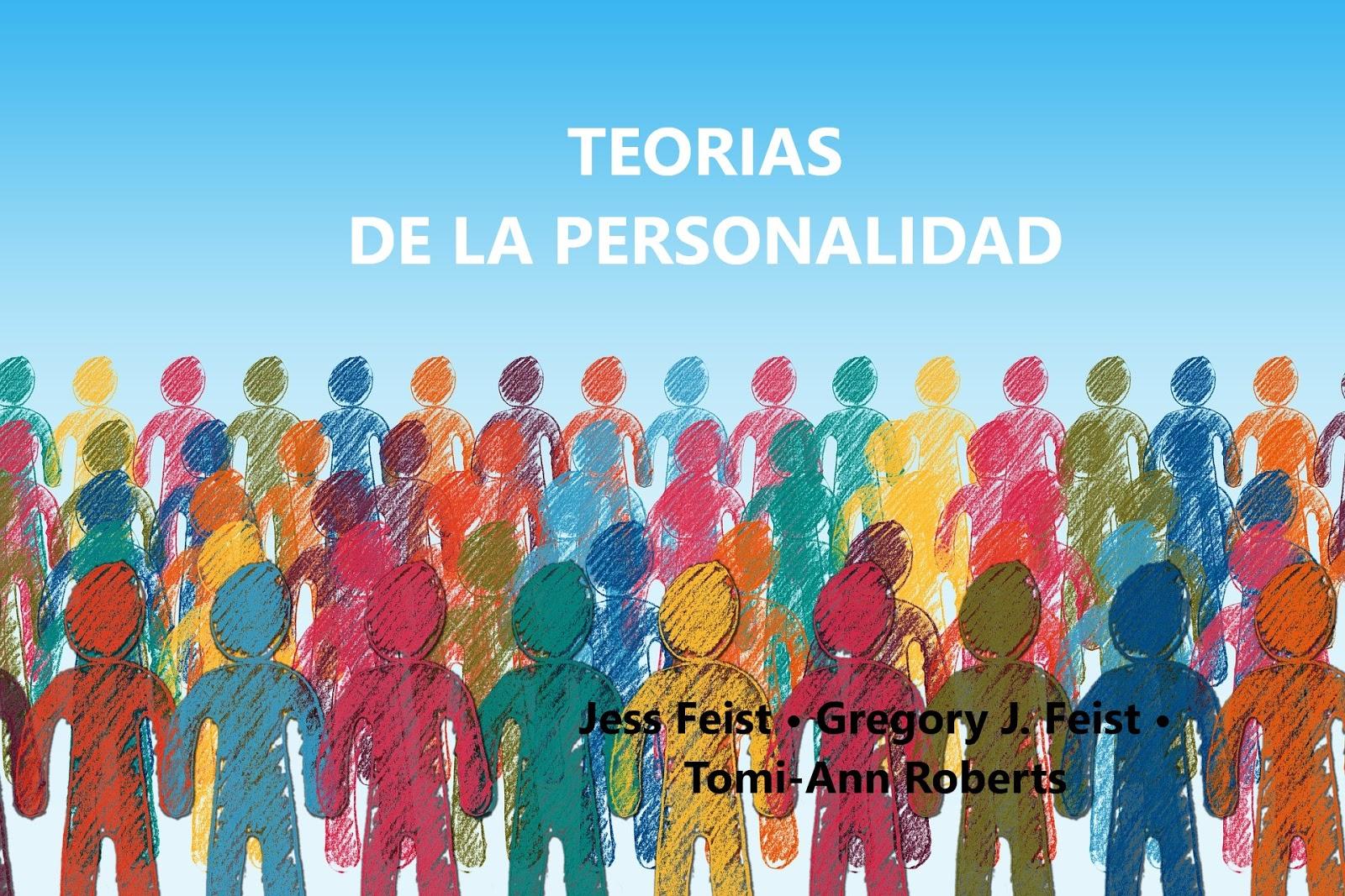 Teorías de la  personalidad. PDF