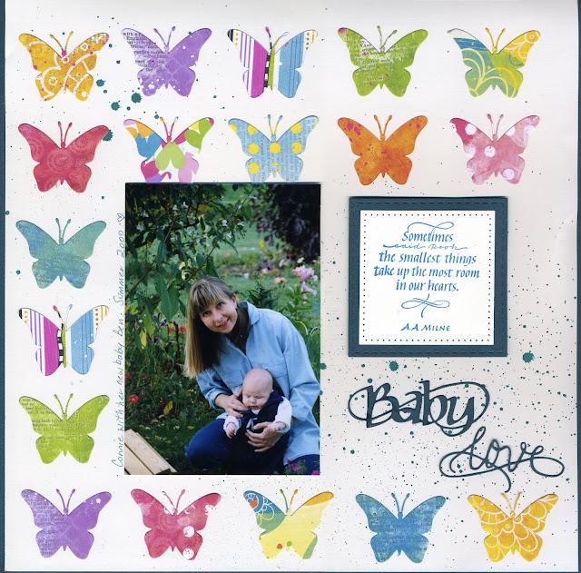 connie_nichol, baby love, quietfire design, elizabeth craft design