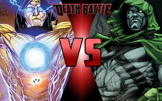 The Spectre and The Living Tribunal