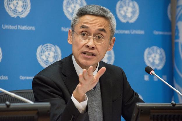 ONU nomeia investigador LGBT