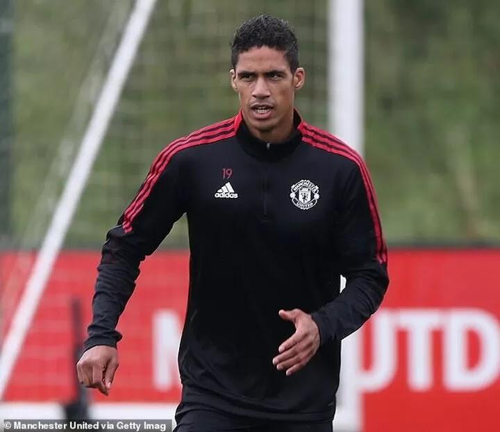 Raphael Varane makes Manchester United 'frightening' claims Ian Wright