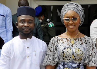 My Husband Will Tap Into Youths' Talents To Foster Economic Development, Ogun First Lady