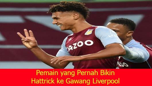 Pemain yang Pernah Bikin Hattrick ke Gawang Liverpool