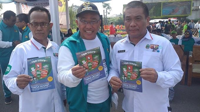 Walikota Dukung Program Triple Untung