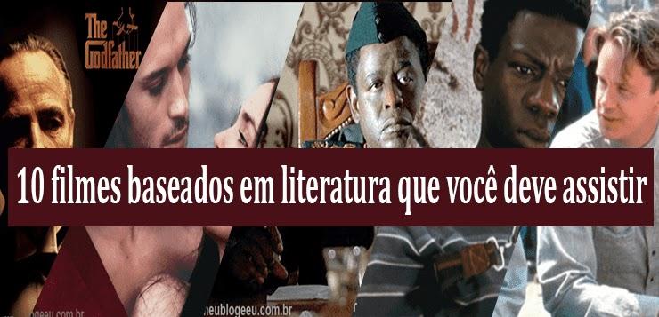 filmes para amante de literatura