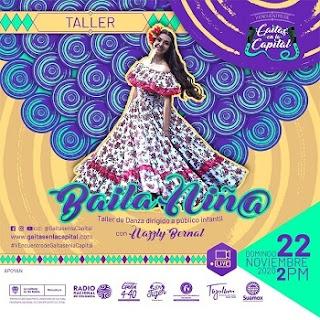 Baila Niñ@ con Nazzly Bernal