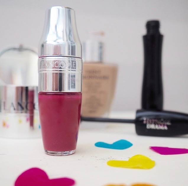 Lancome Loves - Featuring Berry In Love Juicy Shaker.