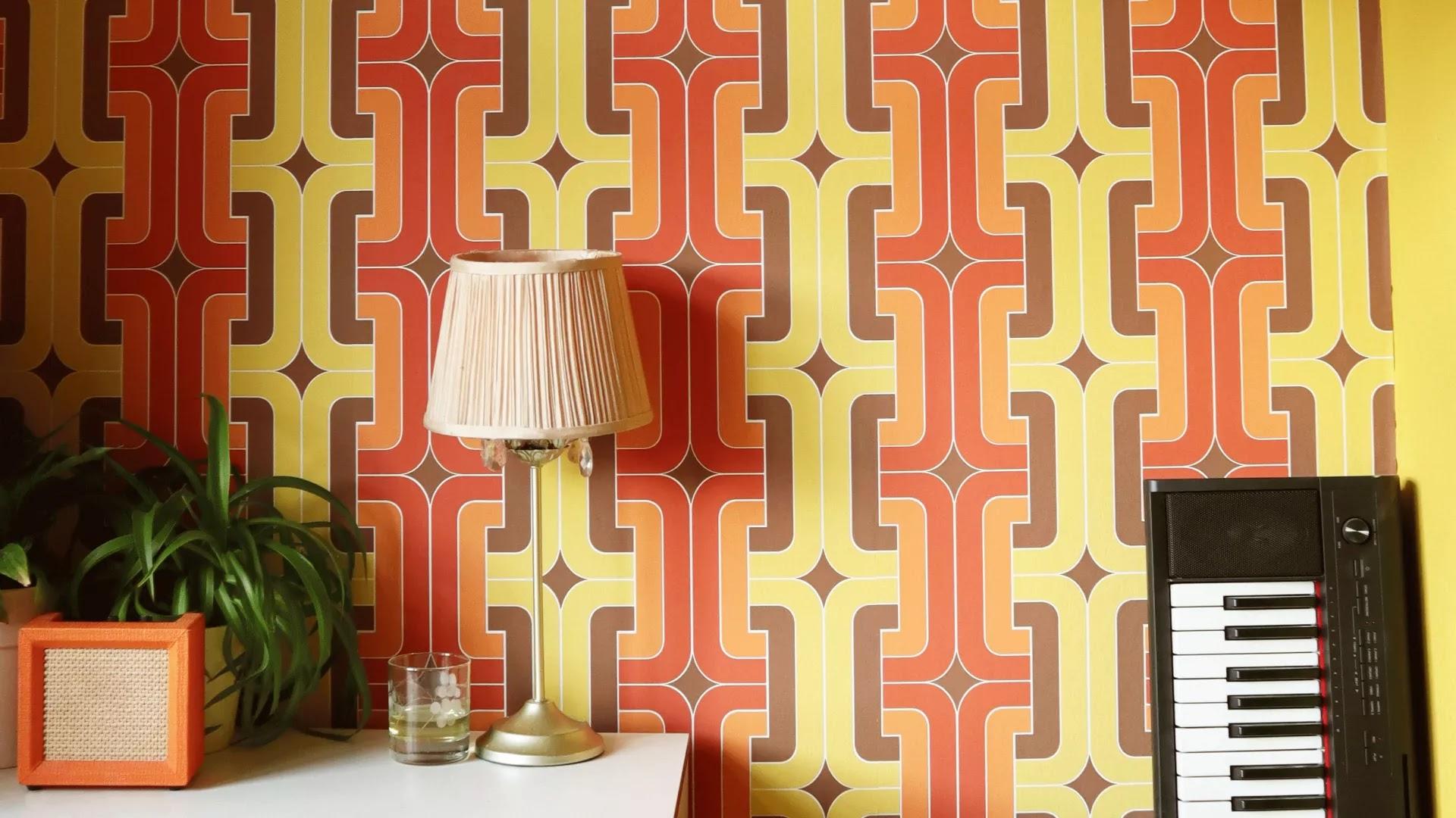 decoration-papier-peint-annees-70