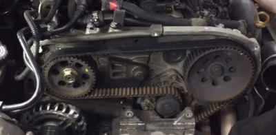 Pengalaman Timing Belt Putus 50,000 KM