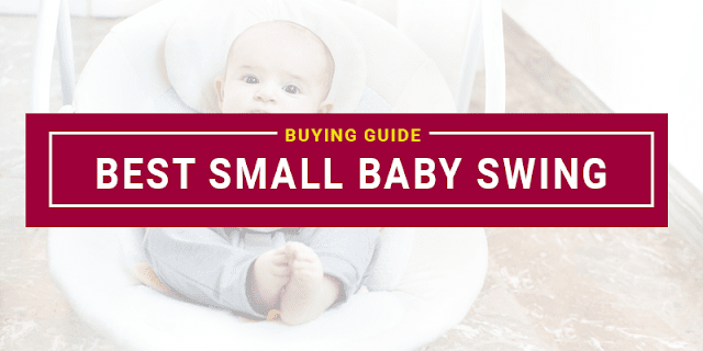 WHY CHOOSE A BABY SWING?