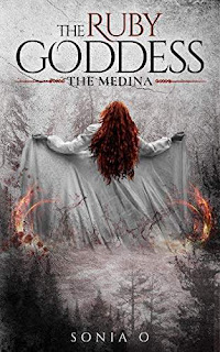 The Ruby Goddess I: Medina book promotion Sonia O
