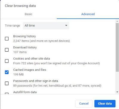 Cara Mengatasi Google Chrome Boros Memori