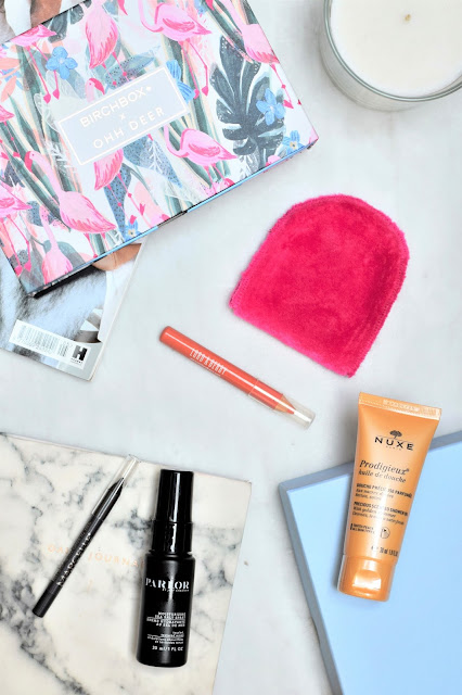 January Birchbox: Stand Tall | lifeofabeautynerd