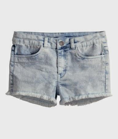 5 façons de porter le shorts en jeans