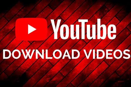 Cara download video youtube di android dengan mudah