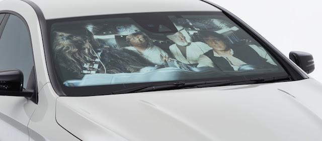 メルセデスベンツから「スター・ウォーズ」公開40周年記念の特別限定車が登場!「CLA180 スター・ウォーズ・エディション」