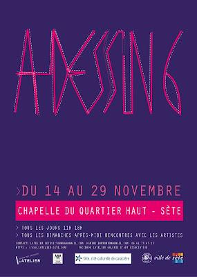 Exposition collective à Sète consacrée au dessin