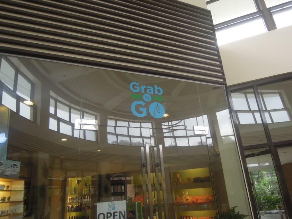 Grab n Go entrance at Pico de Loro Beach & Country Club