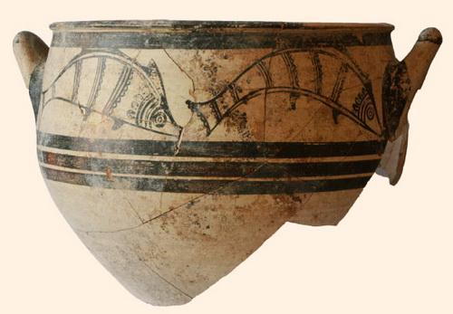 Tinuku Makam Berumur 3200 Tahun di Siprus Kaya Artefak Zaman Perunggu Akhir