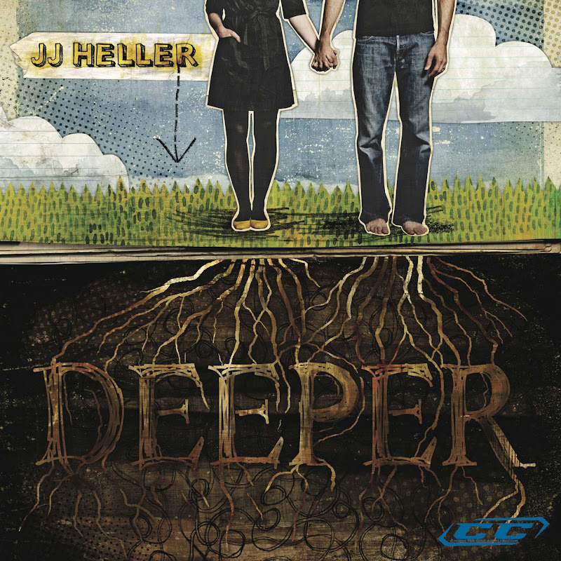 JJ Heller - Deeper 2011 English Christian Album