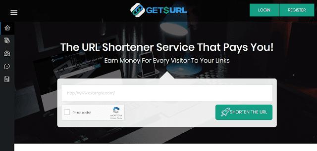 الاصدار الثالث من موقع getsurl