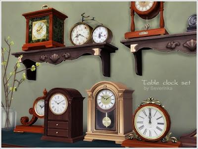 The Sims 4, предметы для The Sims 4, Симс 4, Severinka_, моды для The Sims 4, мебель для The Sims 4, декор для The Sims 4, Severinka_ декор, декор для дома, декор в Sims 4, оформление дома, декор комнат, декор для Sims 4, интерьерный декор, часы для Sims 4, часы настенные, часы настольные, часы напольные, часы в интерьере,