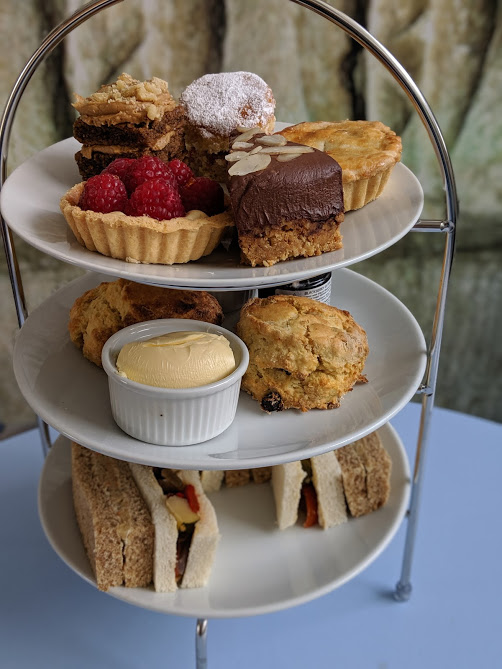 20+ Places you can book Children's Afternoon Tea in North East England - evans on the wall wallsend