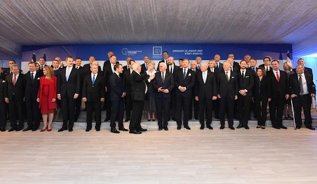 Unos 40 Jefes de Estado conmemoran los 75 años de la liberación de Auschwitz