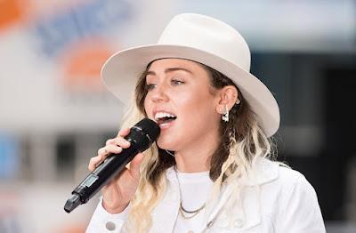 Lagu Miley Cyrus
