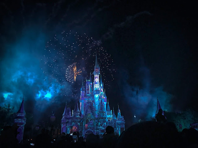 Disney castle at night Photo by Jayme McColgan on Unsplash