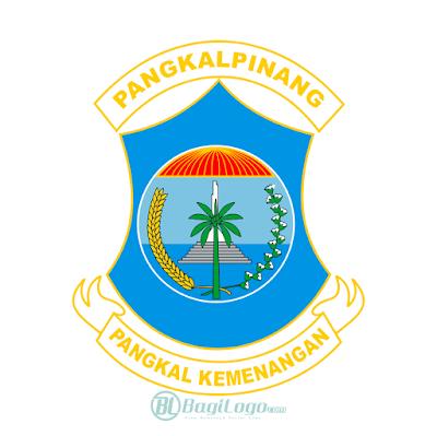 Kota Pangkalpinang Logo Vector