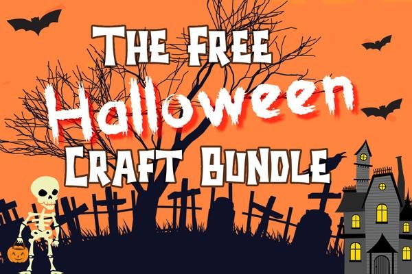 Halloween Craft Bundle