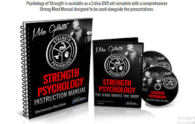 THE PSYCHOLOGY OF STRENGTH PROGRAM : Critical Bench