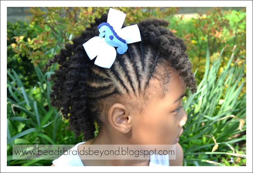 Beads, Braids And Beyond: Little Girls Natural Hairstyles