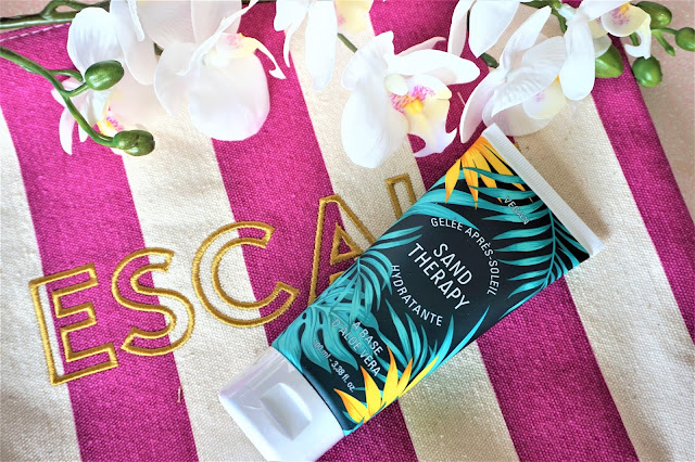 escale Birchbox juillet Sand Therapy