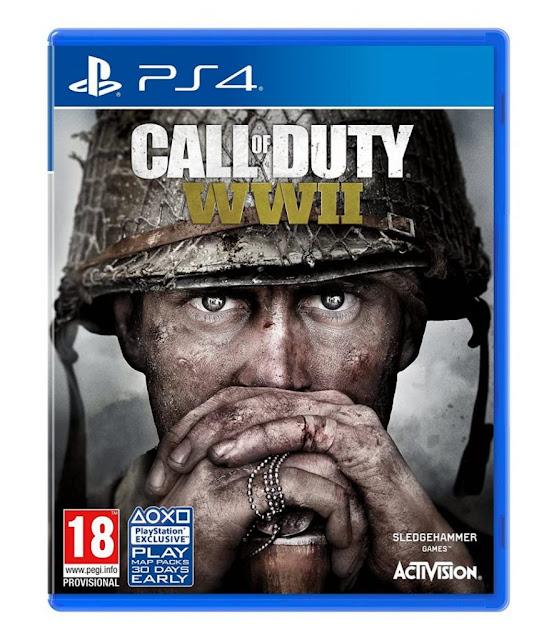 Los DLC del nuevo COD: WW2 tendrán exclusividad temporal en PS4