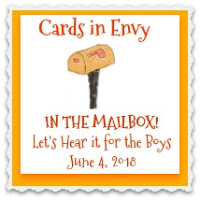 I am In The Mailbox @ Cards in Envy (Donna's Personal Favorite)