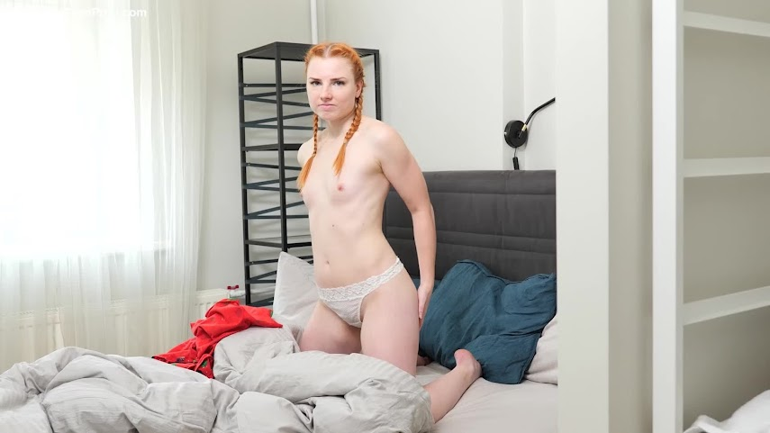 [ExclusiveTeenPorn] Riki - Morning PleasureReal Street Angels