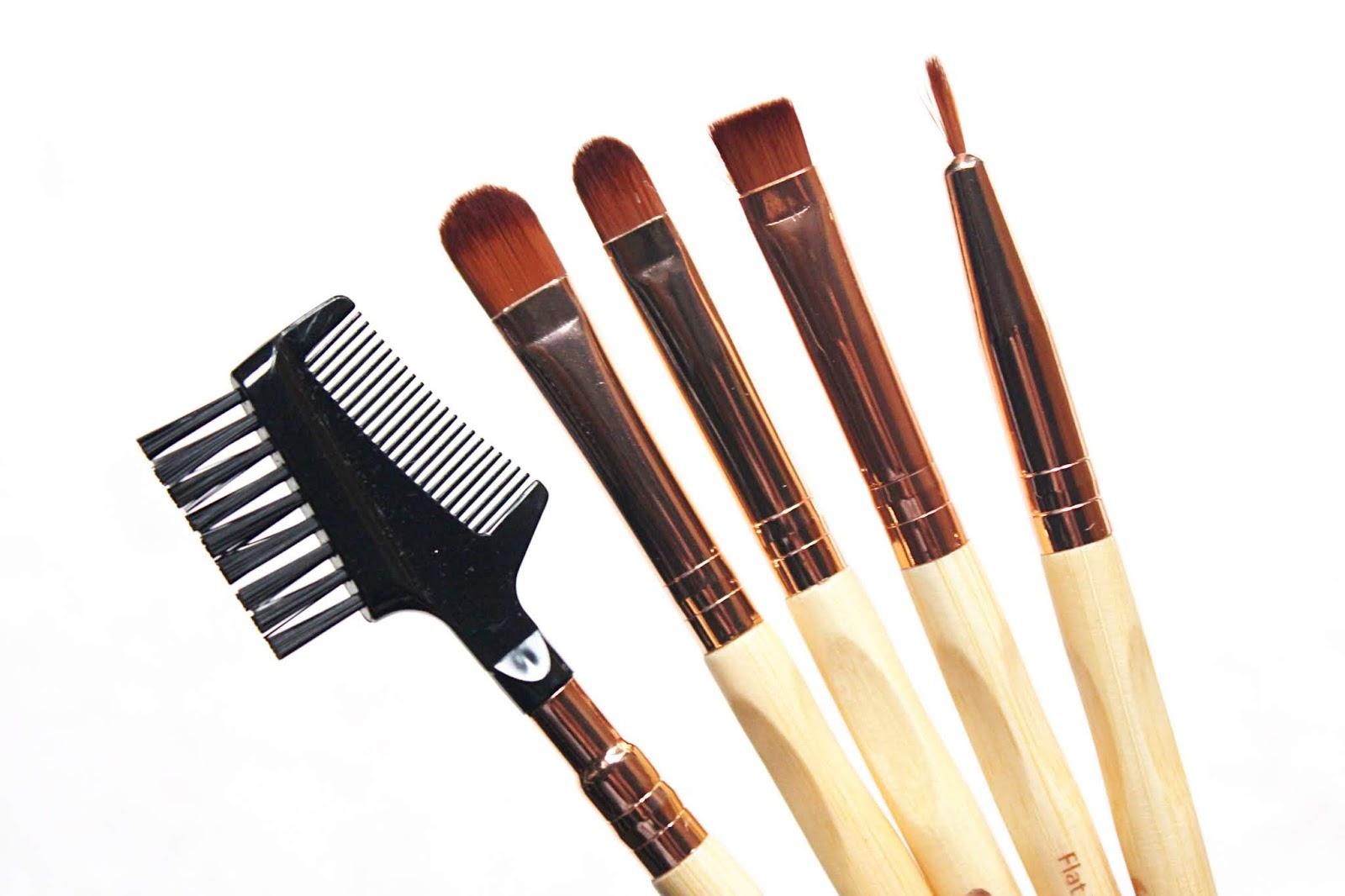 So Eco Eye Brush Kit Review