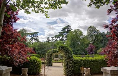 Jardines históricos: Campo del Moro - Guia de jardin
