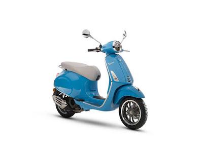Vespa Primavera 150 CC Scooty
