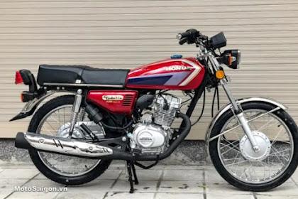 Honda CG Injeksi mesin lebih modern tapi tetap klasik