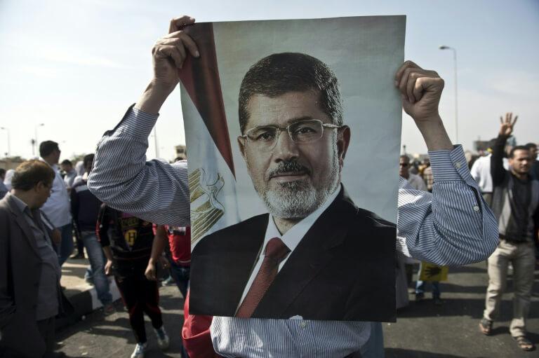 Kesilapan Morsi dalam politik