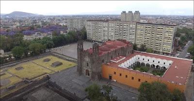 Plaza de las Tres Culturas (Tlatelolco).