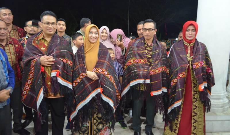 Horas Tua Silalahi ajak Warga Masyarakat Sukseskan Pilkada Madina 2020