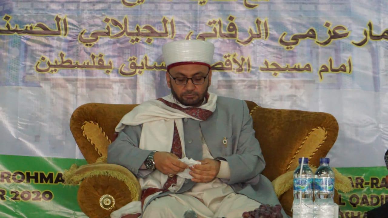 Syaikh Ammar Kunjungi Ponpes Ar-Rohman, Berbagi Tips Mudah Menghafal Al-Quran