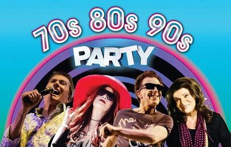Δάκης, Ελπίδα, Μπίγαλης και Πωλίνα σε ένα πάρτυ από τα παλιά στην Ερμιόνη