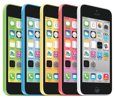 Điện thoại iPhone 5c Pisen chính hãng