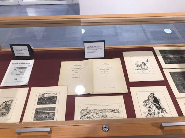 """Inauguración de la exposición """"La riada de Santa Teresa de 1879. Una tragedia en la Huerta de Murcia"""""""